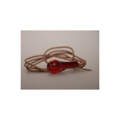 Pendentif Dauphin rose de l'Amazonie*