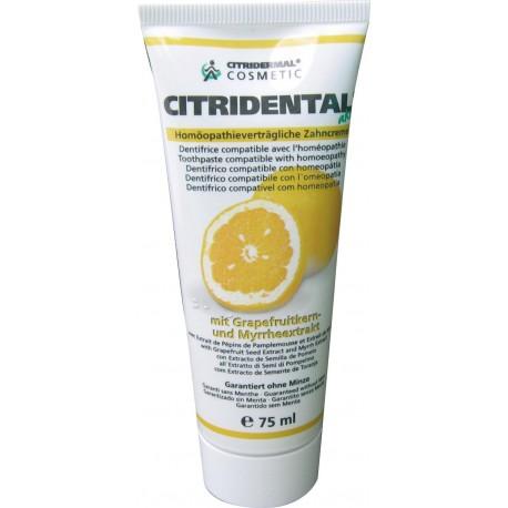 Dentifrice Crème
