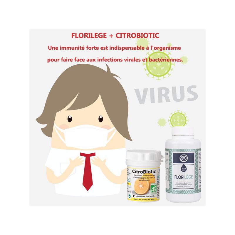 Offre Covid Citrobiotic Florilège
