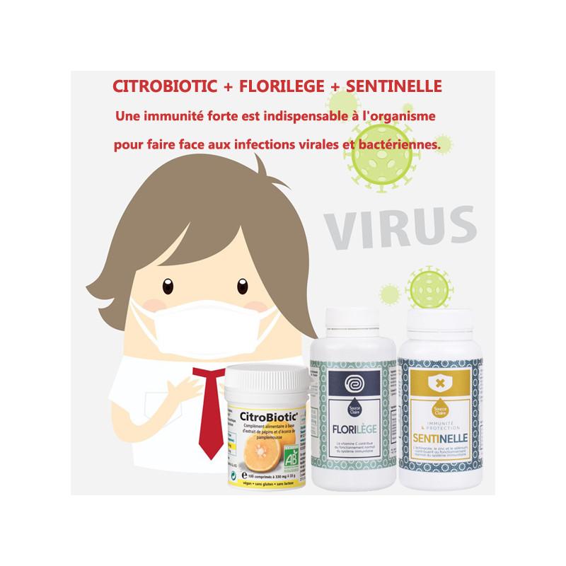 Offre Covid Citrobiotic Sentinelle Florilège