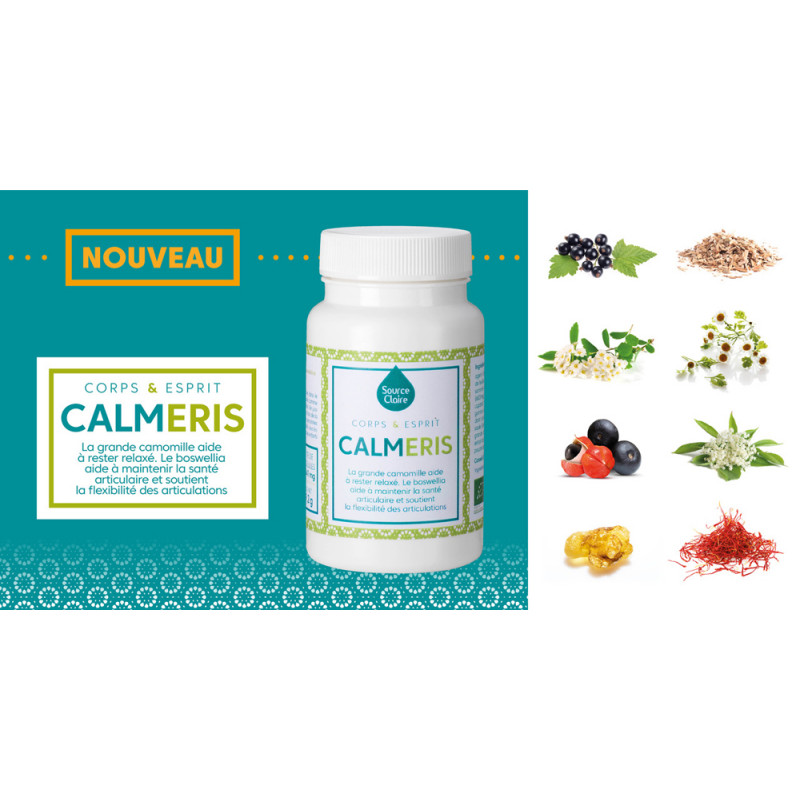 Calmeris 30 gélules