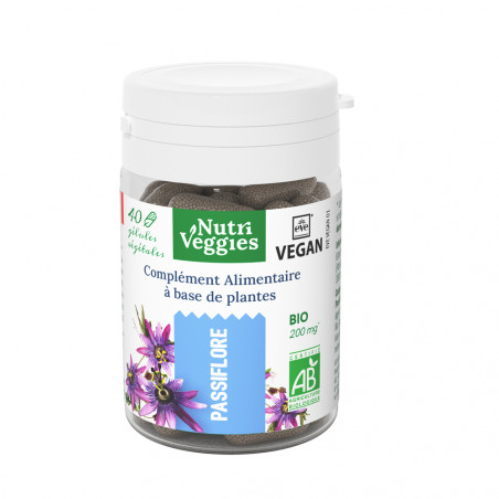 Passiflore Bio 40 gélules