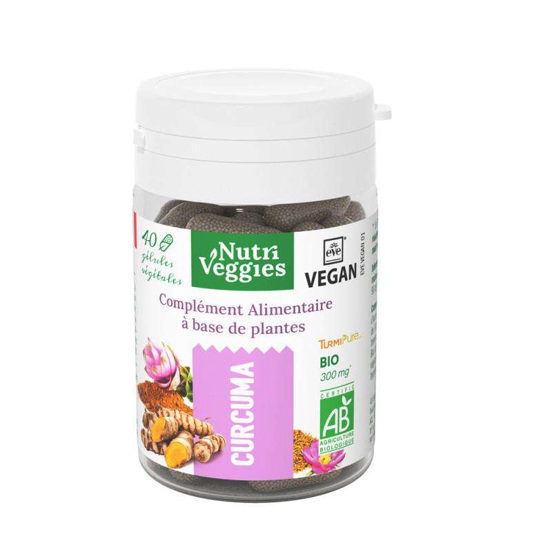 Curcuma Bio 40 gélules