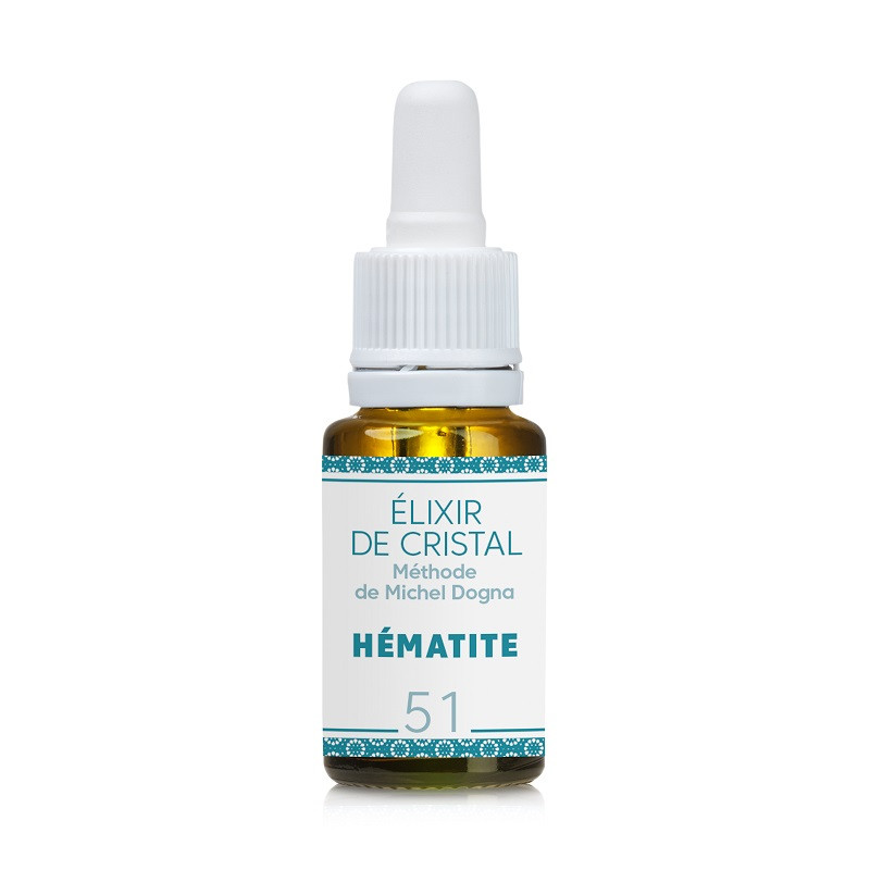 Hématite élixir