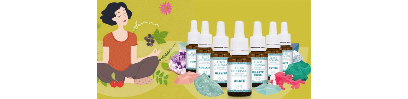 Elixirs de cristaux