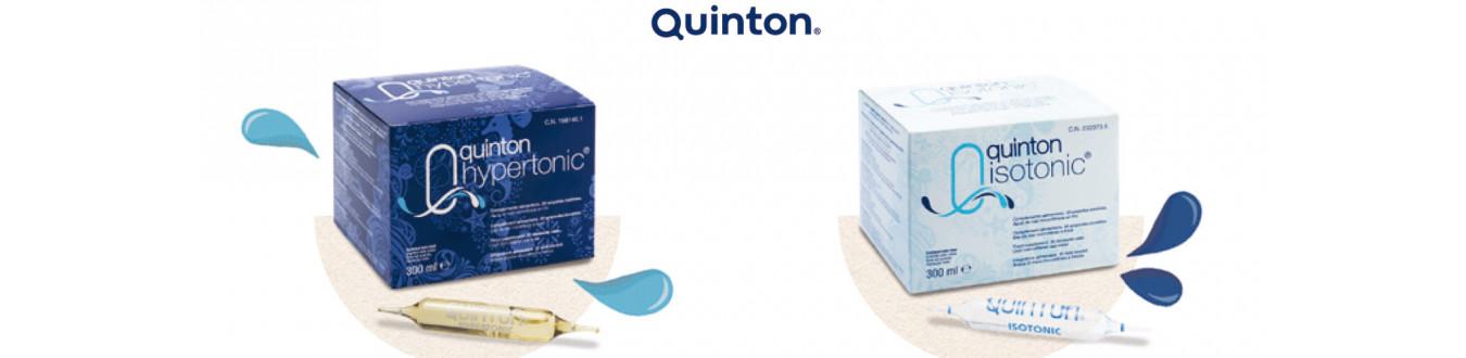 Quinton Eau de mer compléments alimentaires