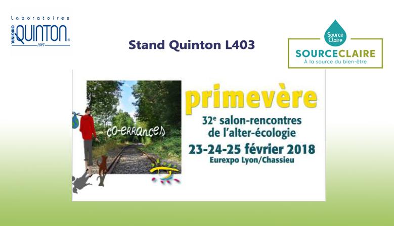 Salon Primevère Lyon 2018