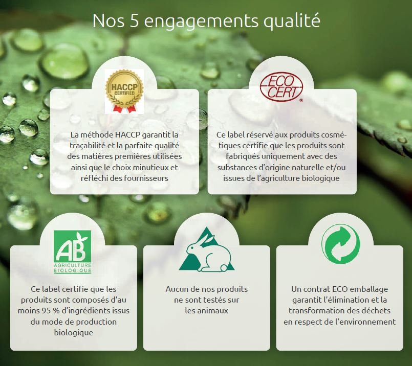 engagements qualité